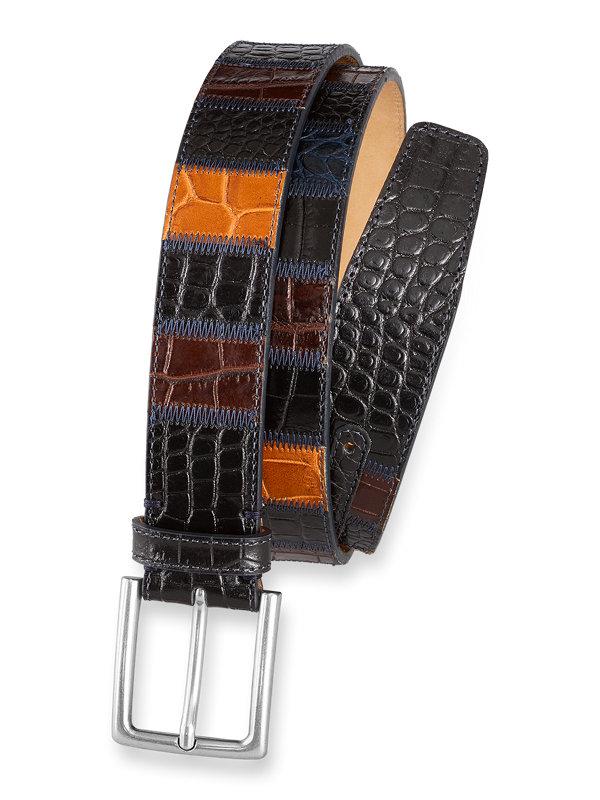 Jett Patchwork Belt