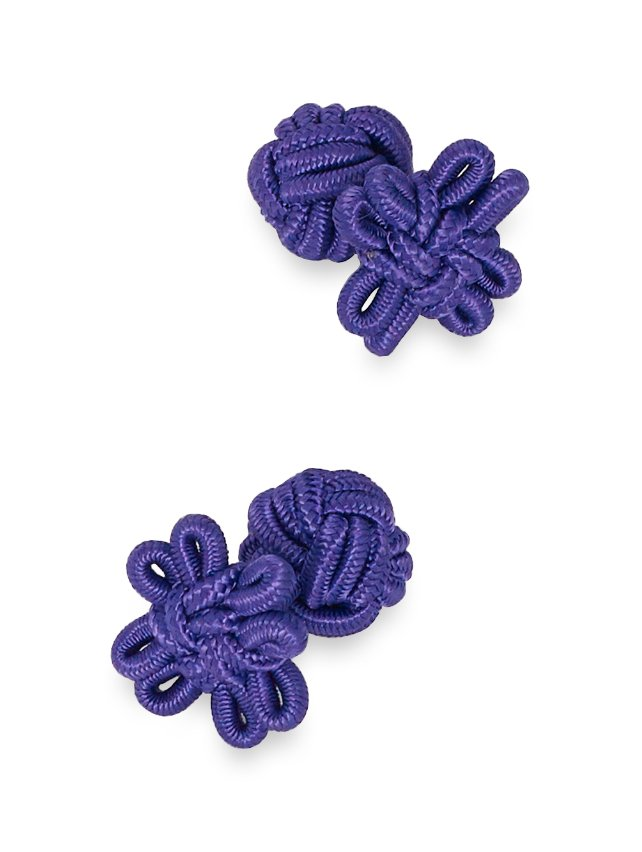 Knot Medallion Cufflinks