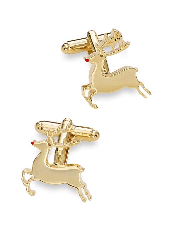 Metal Reindeer