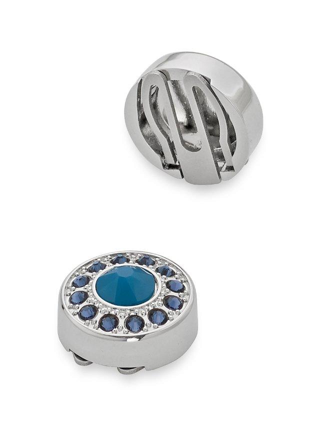 Swarovski Crystal Button Covers