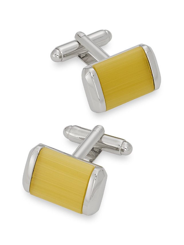 Cat's Eye Cufflinks