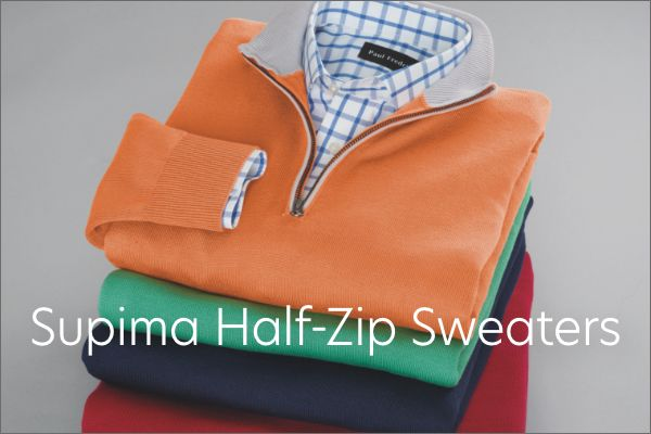 Supima Sweaters