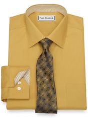 Slim Fit Non-Iron Cotton Dress Shirt