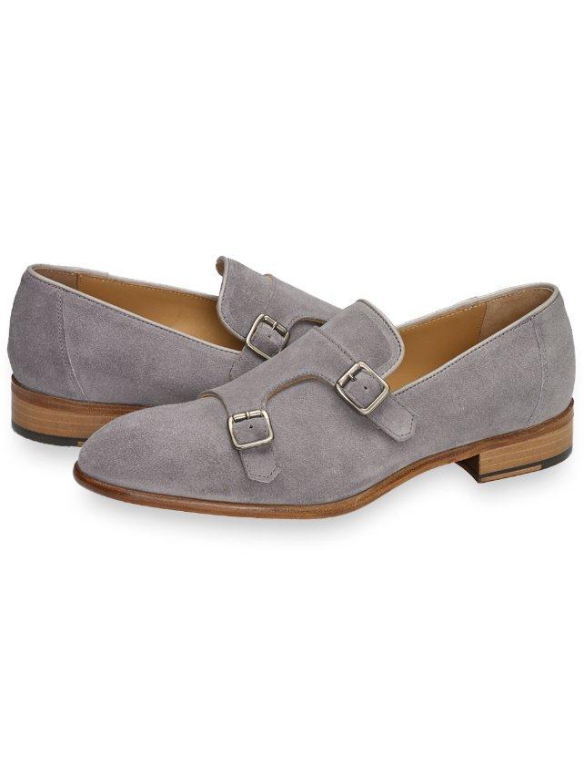 Jefferson Monk Detail Loafer