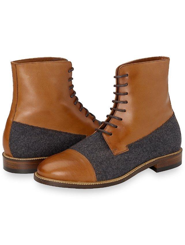 Declan Cap Toe Boot