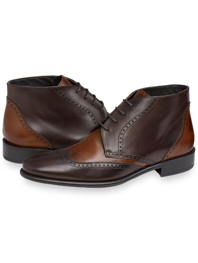 Troy Wingtip Boot
