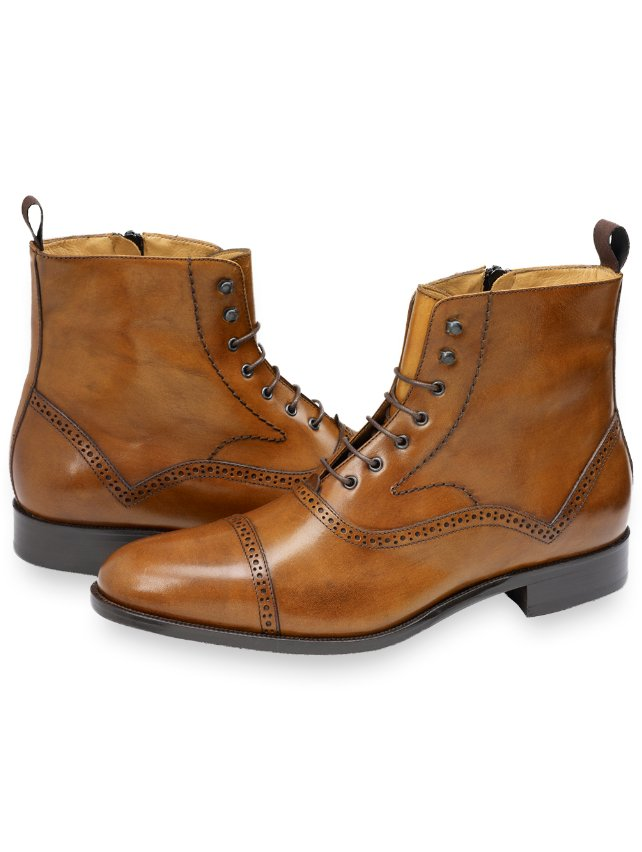 Hector Cap Toe Boot
