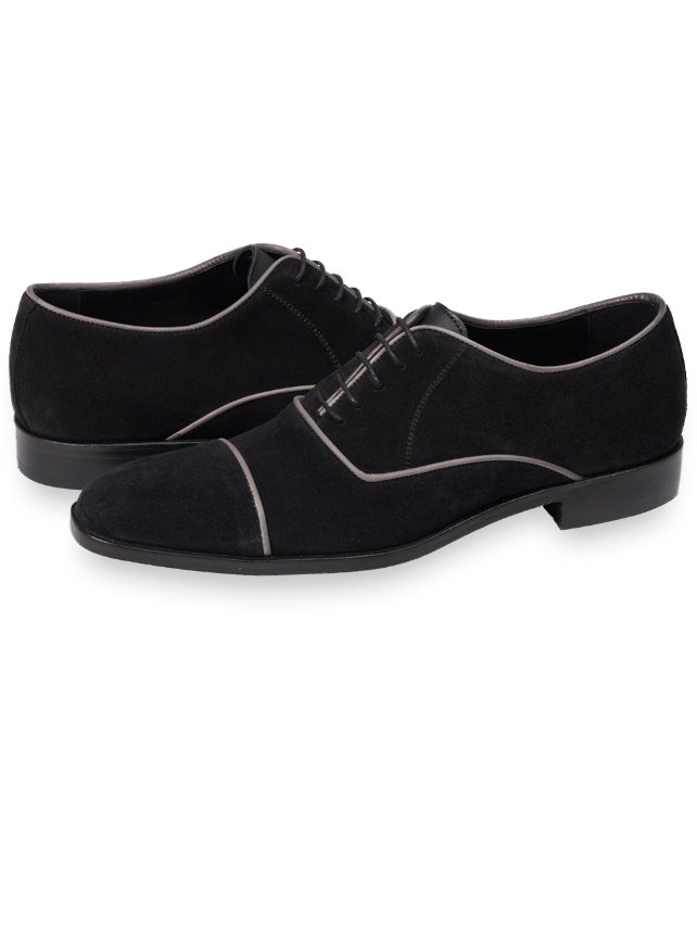 Bowen Cap Toe Oxford