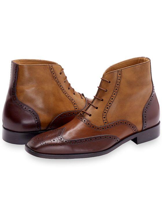 Breckon Wingtip Boot