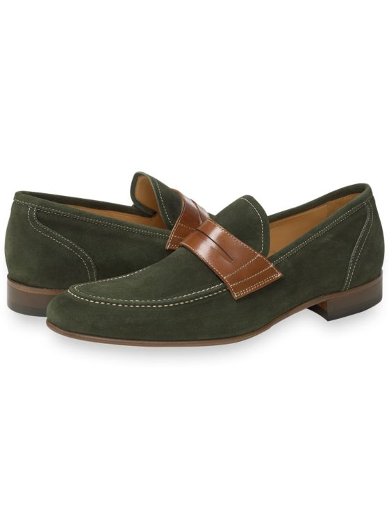 Sawyer Penny Loafer