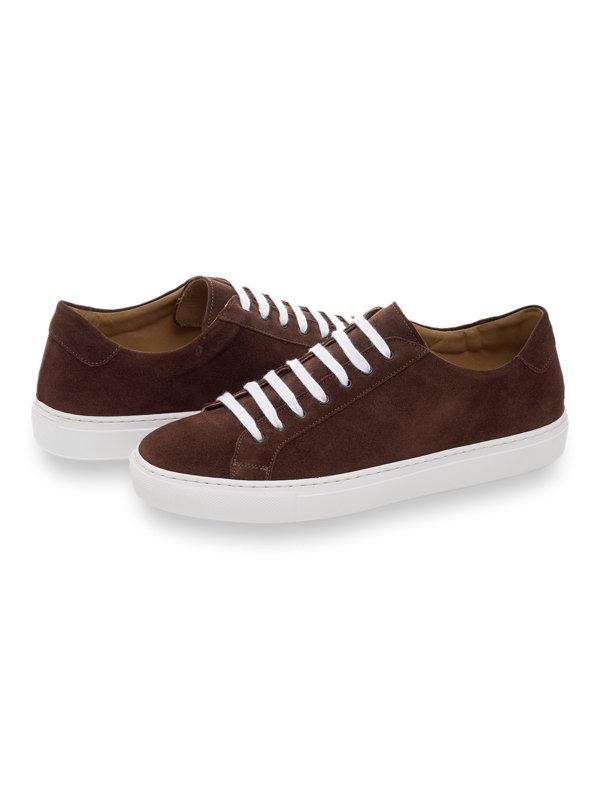 Zeke Suede Sneaker