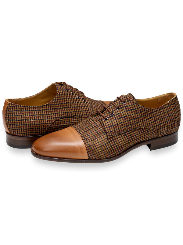Kingston Cap Toe Derby