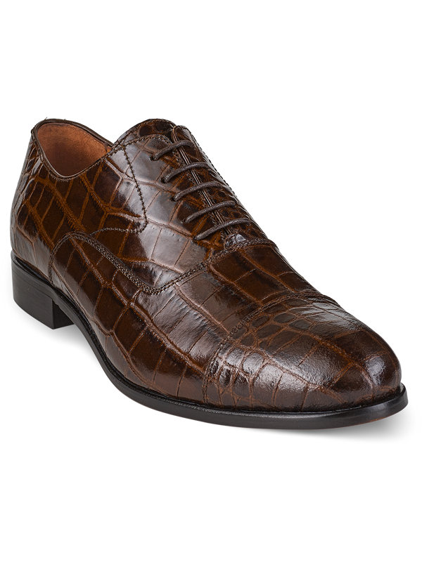 Clifford Cap Toe Oxford