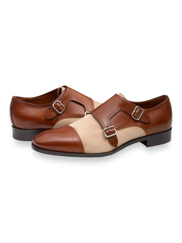 Travis Double Monk Strap
