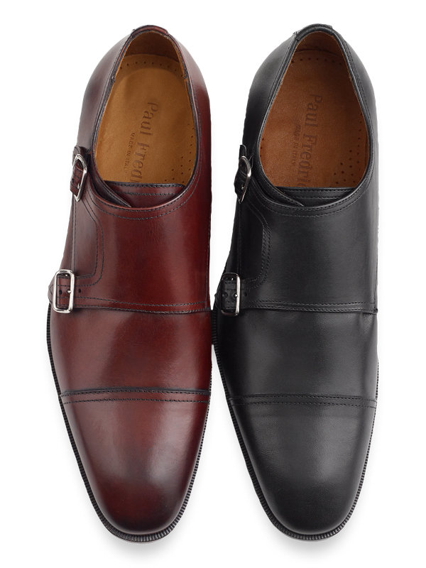 Victor Double Monk Strap