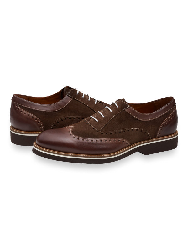 Maxwell Wingtip Oxford