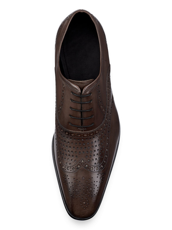 Morgan Wingtip Oxford
