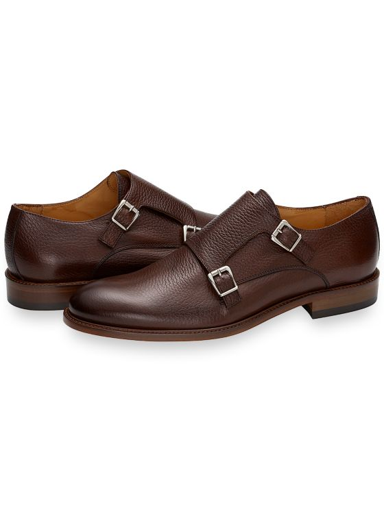 Ryley Double Monk Strap
