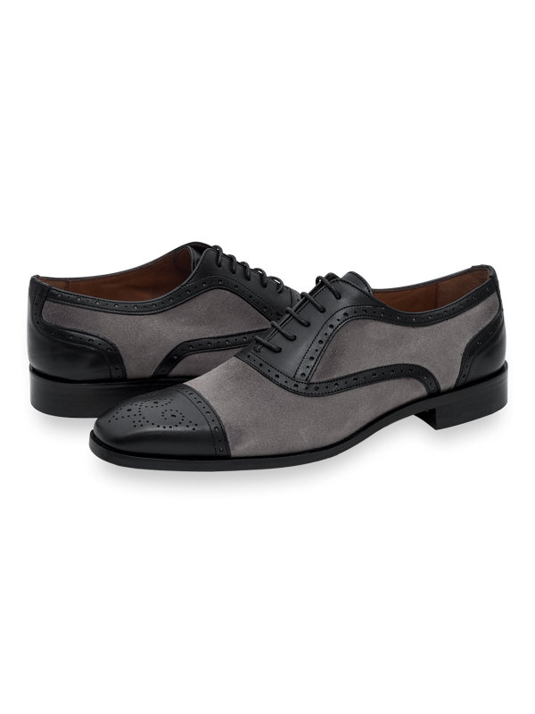 Fritz Cap Toe Oxford