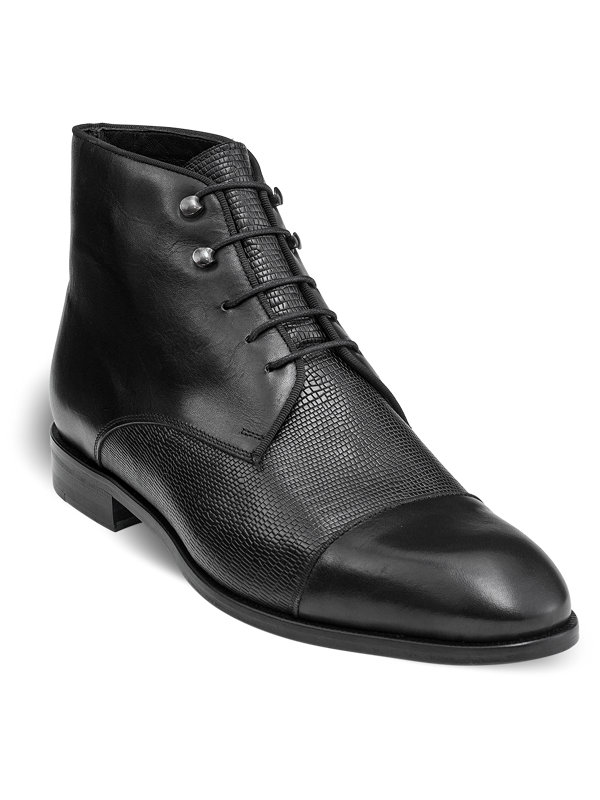 Asher Lace Up Boot