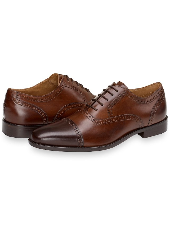 Lacey Cap Toe Oxford