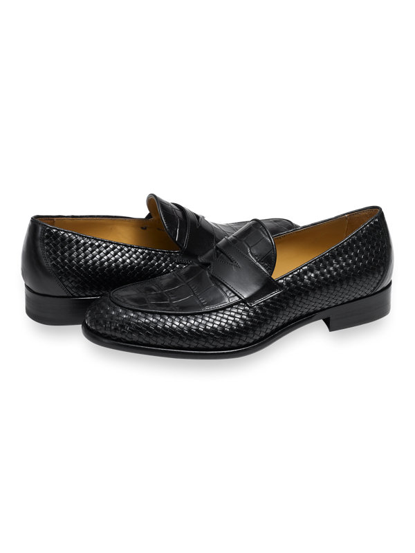 Stefano Woven Loafer