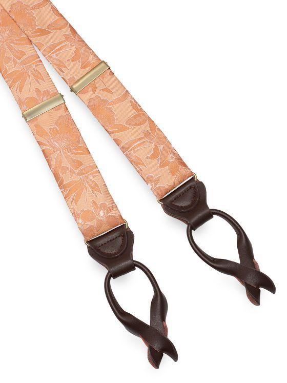 Botanical Silk Suspenders
