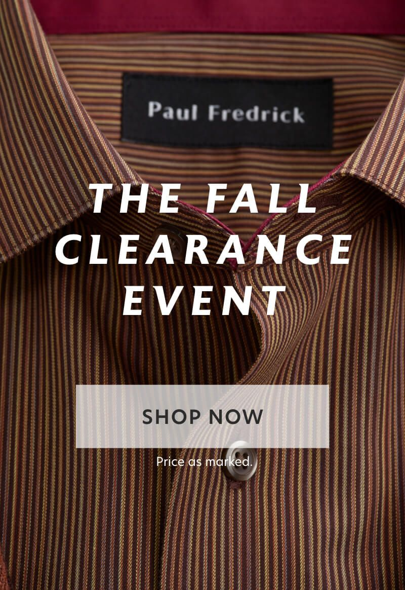 The Fall Clearance Event - refreshed image