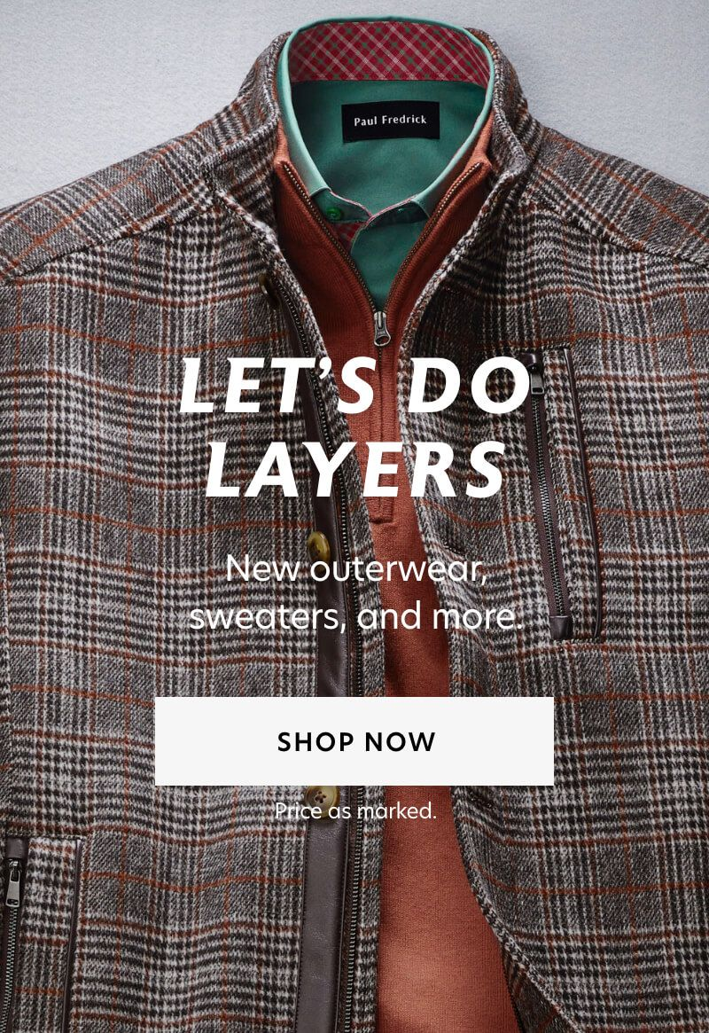 Layers - Outerwear