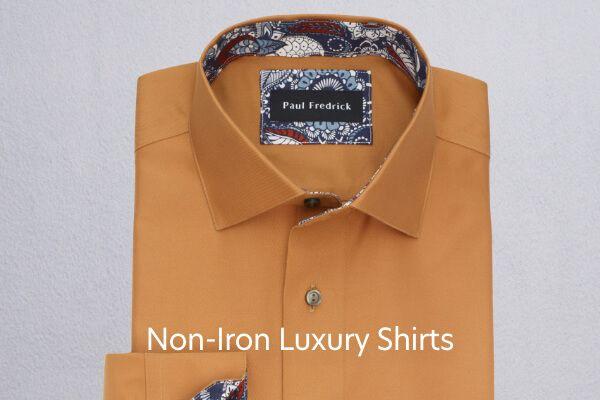 Non-Iron Luxury Shirts