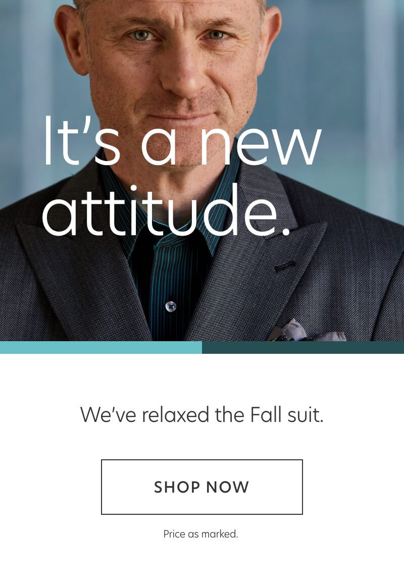 Fall Suits