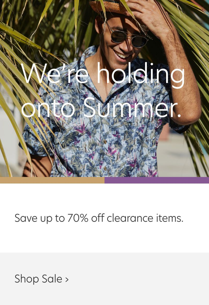 Clearance Event 70% Off