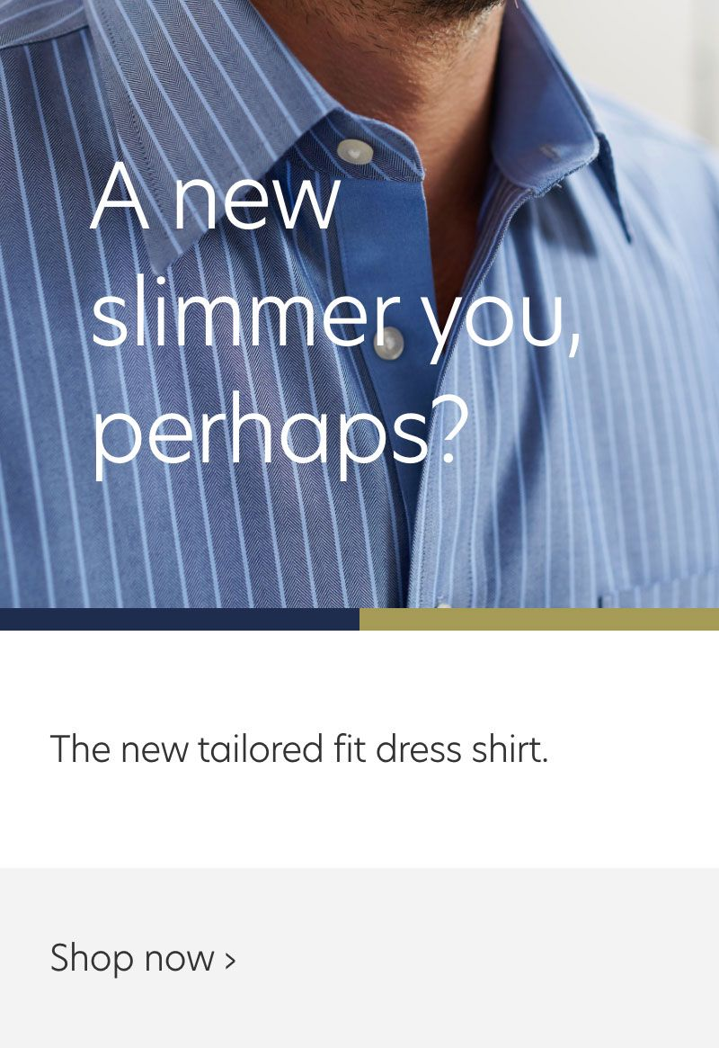 Tailored Dress Shirts