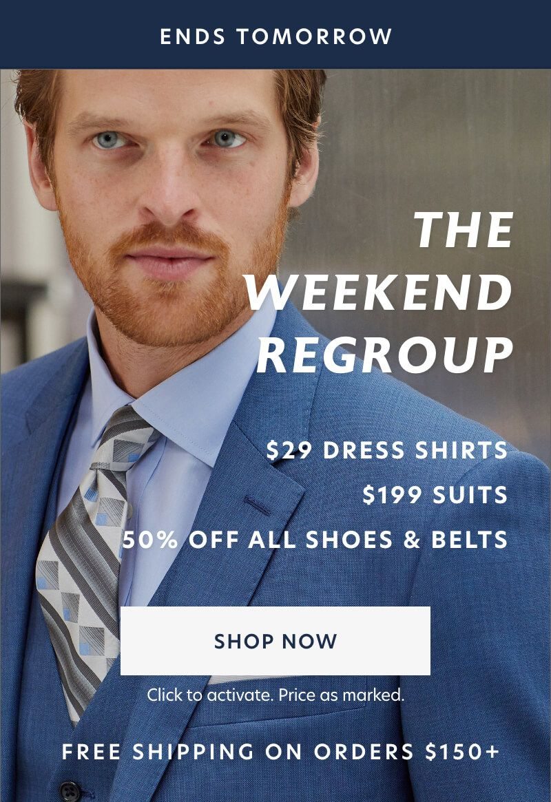 50% Off Spring + Free Shipping
