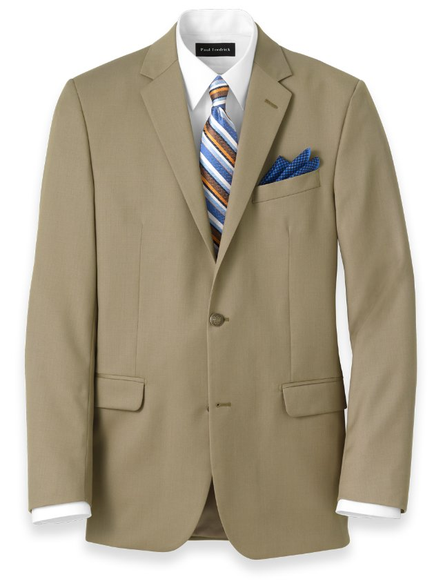 Pure Wool Travel Blazer
