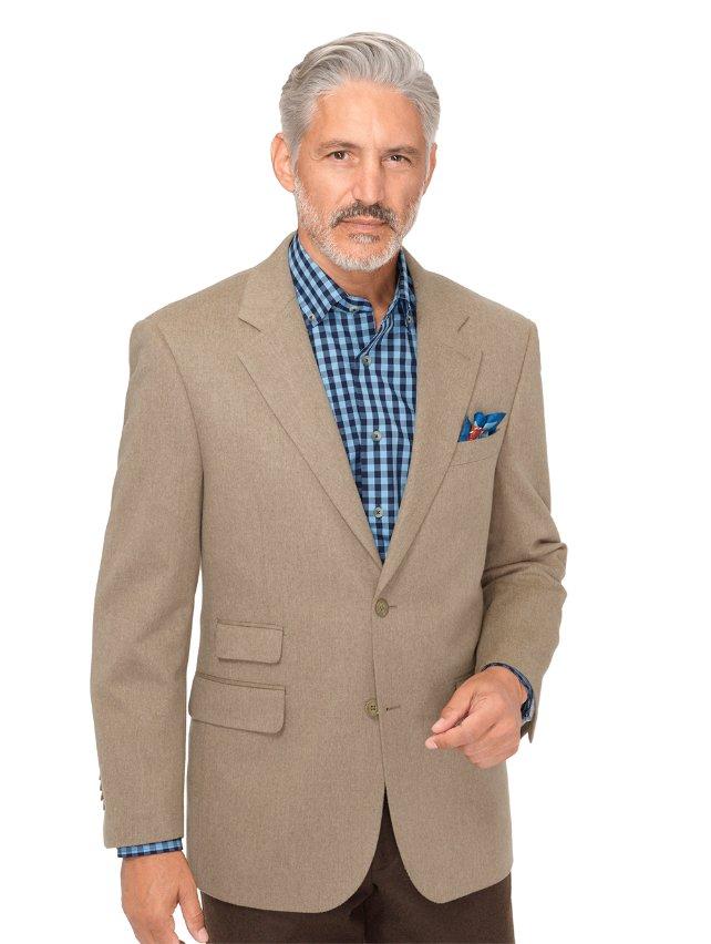 Wool & Cashmere Sport Coat