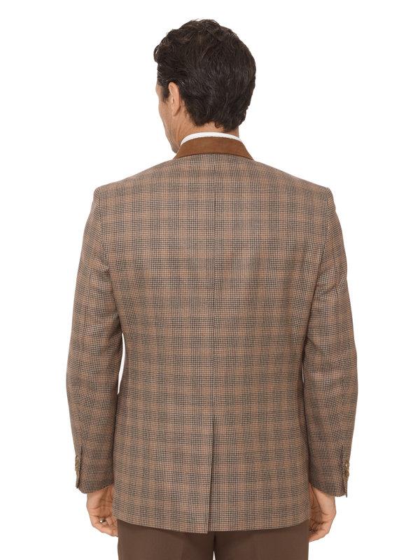 Wool Houndstooth Sport Coat