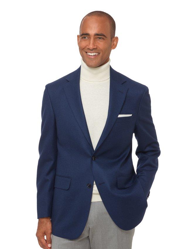 Wool Flannel Sport Coat