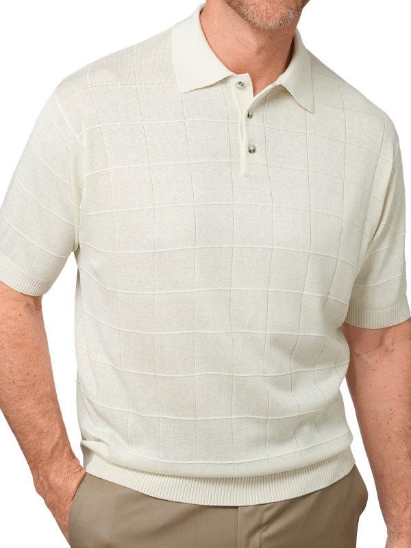 Spun Silk Polo