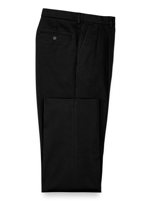 Classic Fit Impeccable Chino Pleated Pant