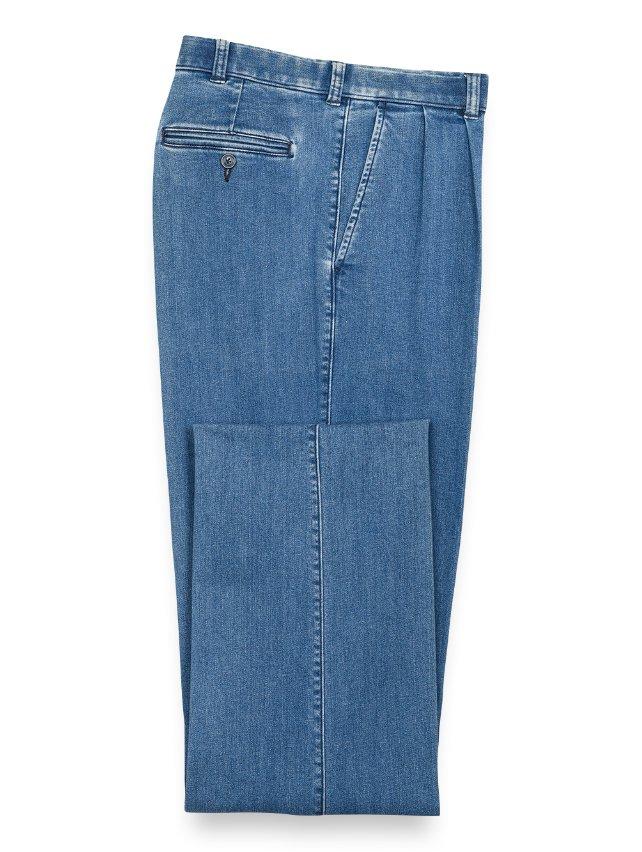 Dress Denim Pants