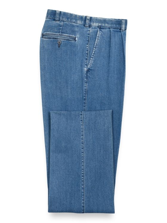 Dress Denim Pants