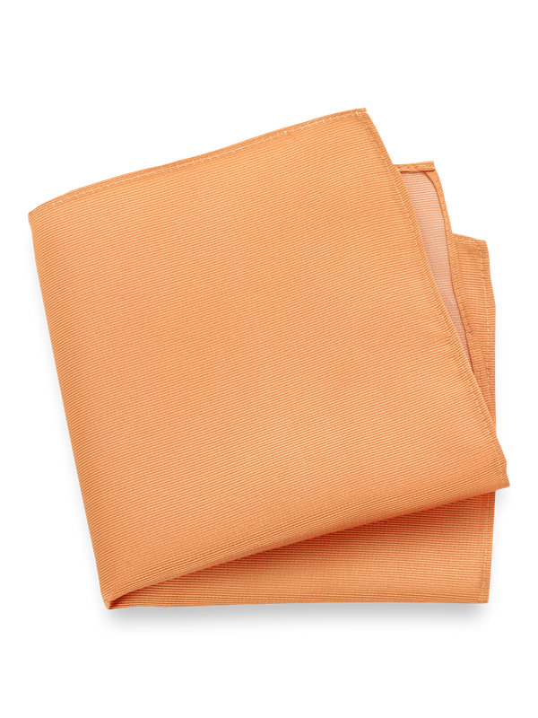 Textured Solid Pocket Square