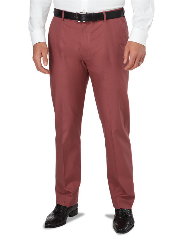 Lightweight Impeccable Chino Flat Front Pant