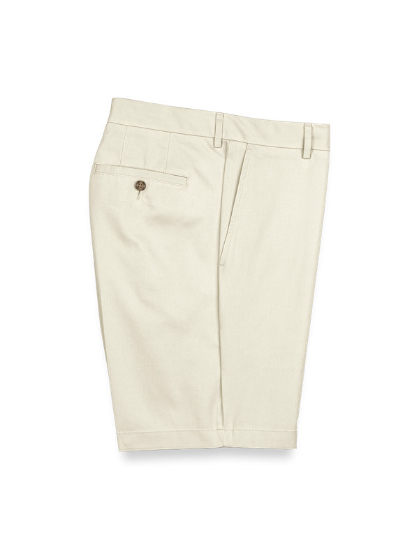 Flat Front Lightweight Impeccable Shorts