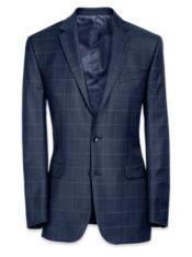 Essential Wool Notch Lapel Suit