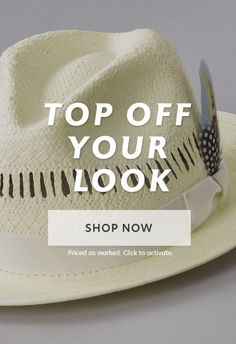 Top Off your Look