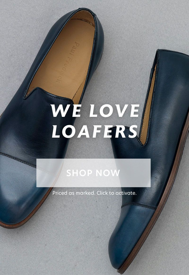 We Love Loafers