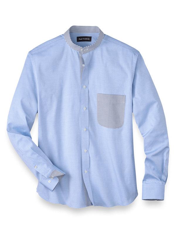 Cotton Mix-It Up Casual Shirt