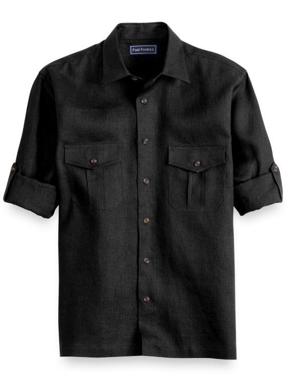 Linen Casual Shirt
